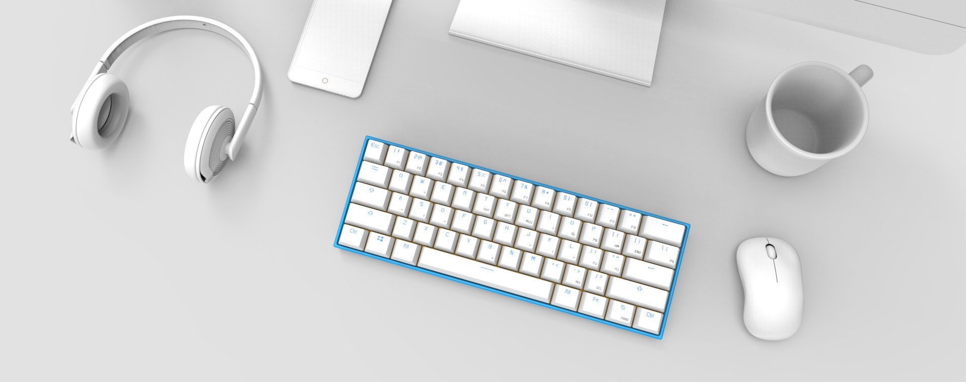 Keyboard Obins Anne Pro
