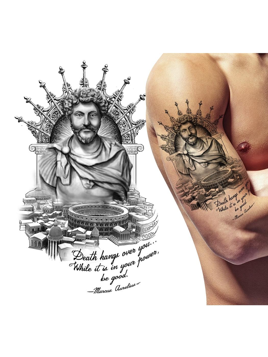 the 10 best freelance tattoo designers for hire in 2019 99designstattoo design