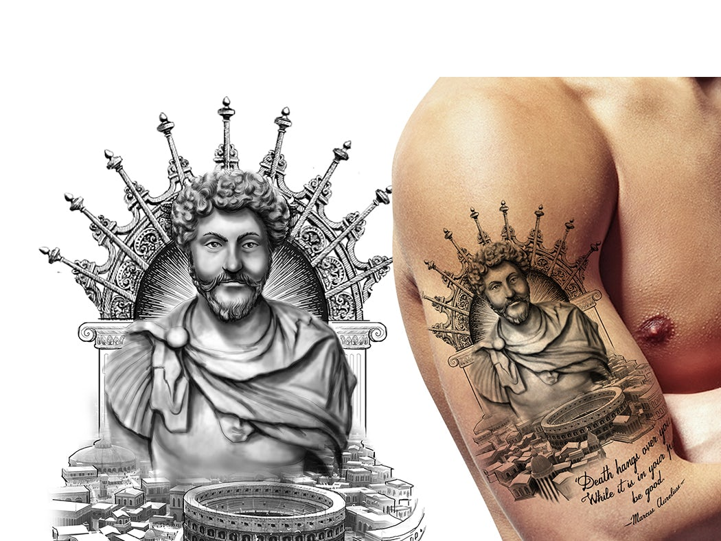 e106ffc6d5121 The 10 best freelance tattoo designers for hire in 2019 - 99designs