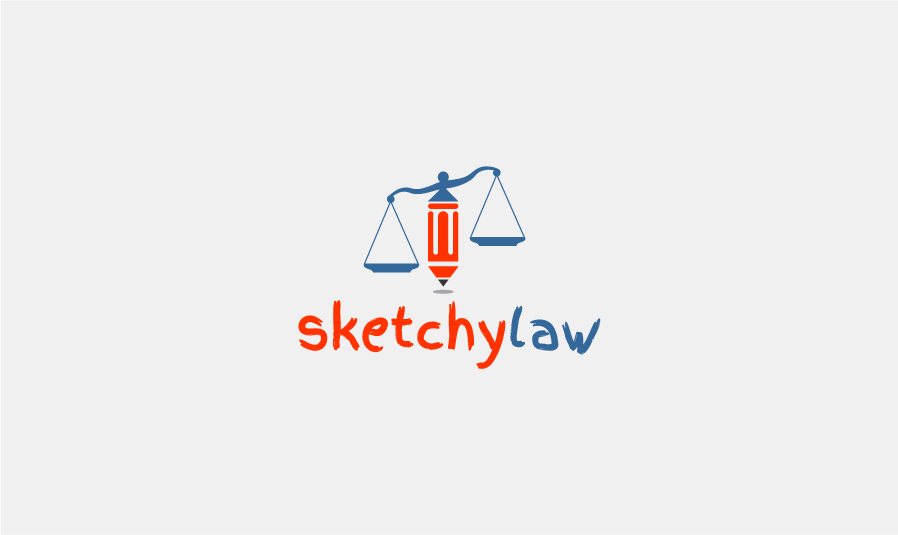 Scale logo design