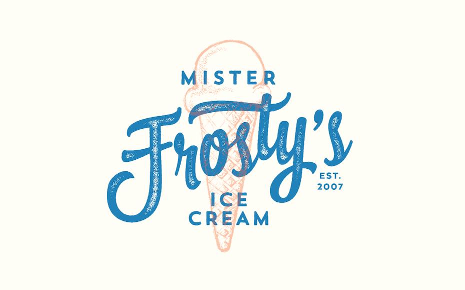 Mister Frostys Ice Cream logo