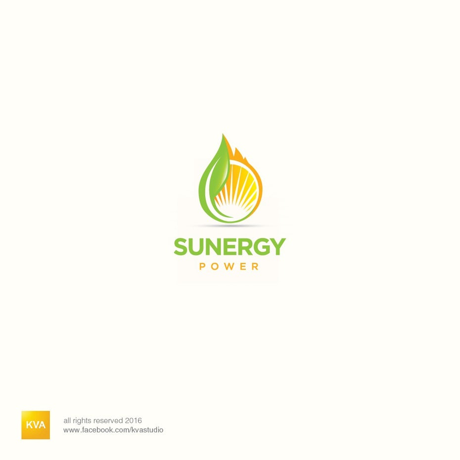 Earth friendly logo