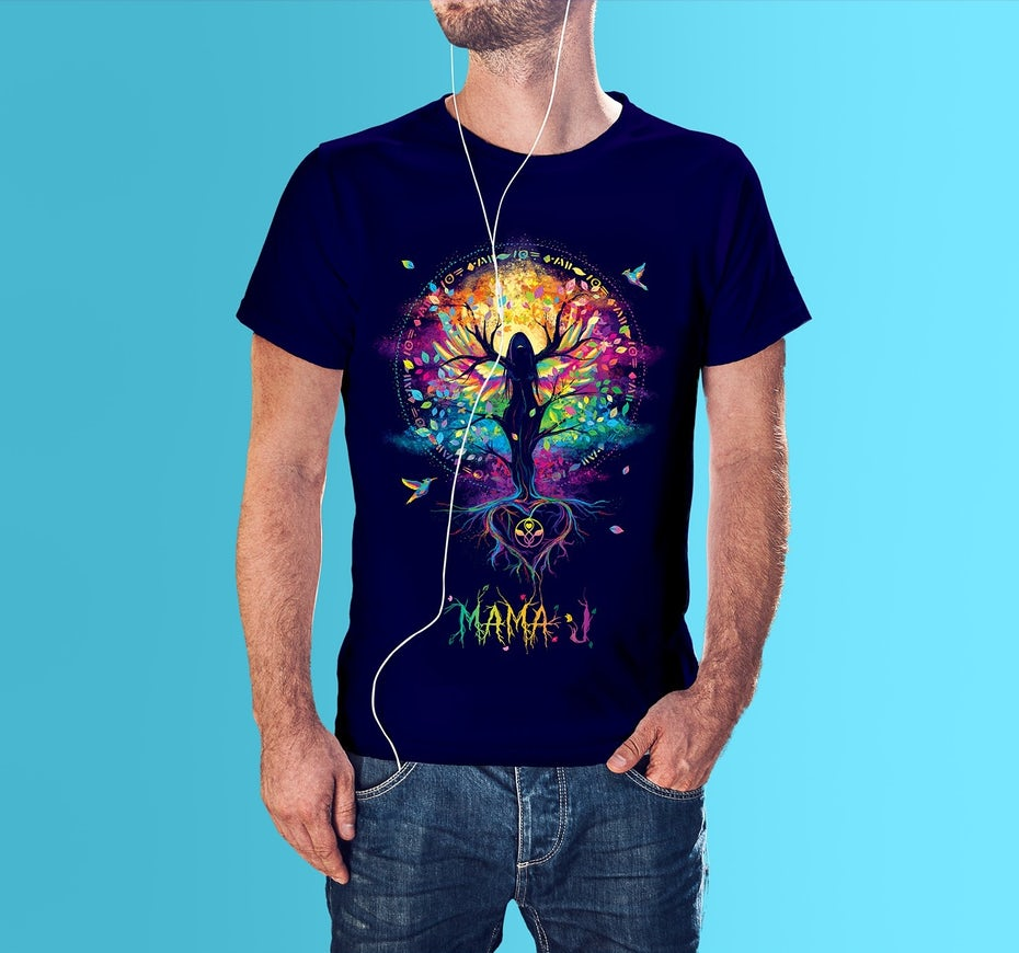 8a7e61fa3 The 10 best freelance t-shirt designers for hire in 2019 - 99designs