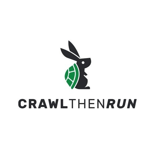 Crawl then Run logo 1