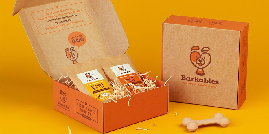 Barkables design