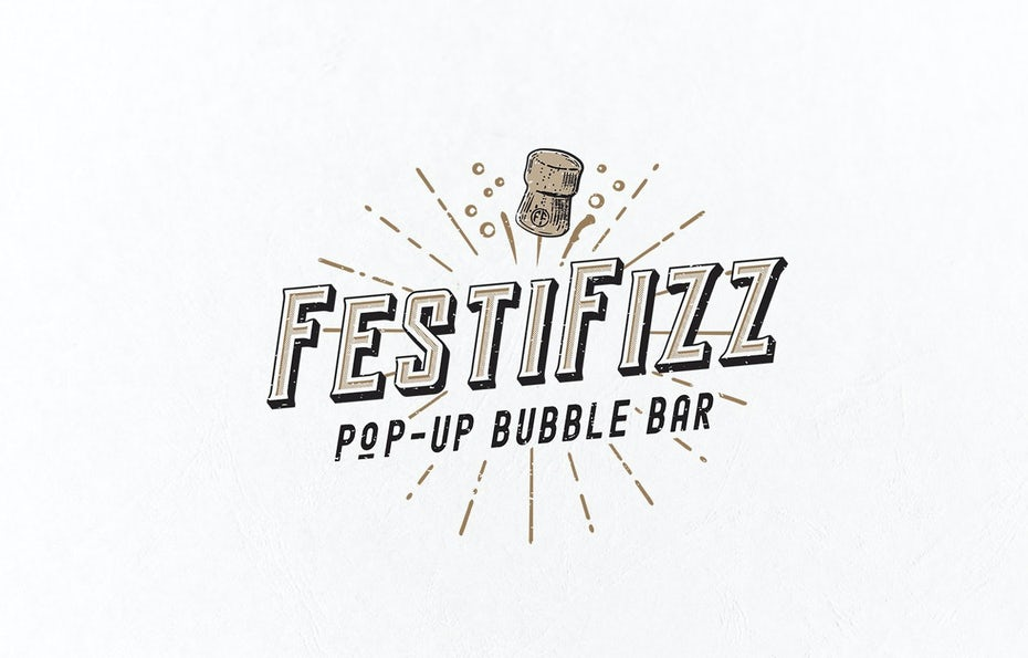 wedding bubble bar
