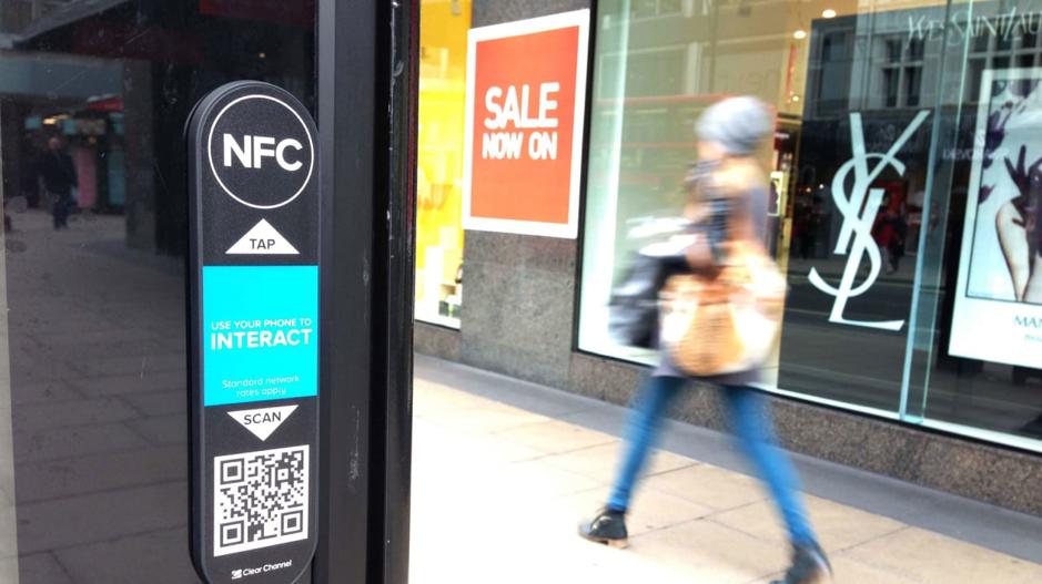nfc billboard