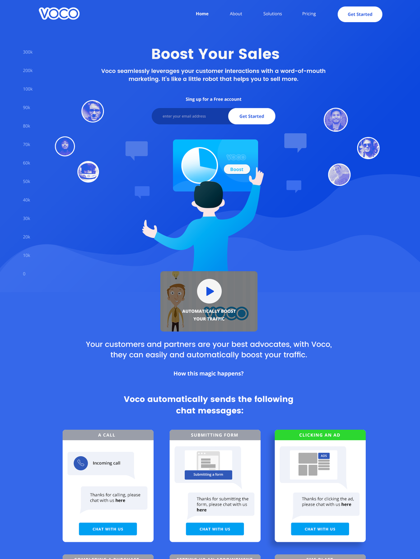 Friendly web design