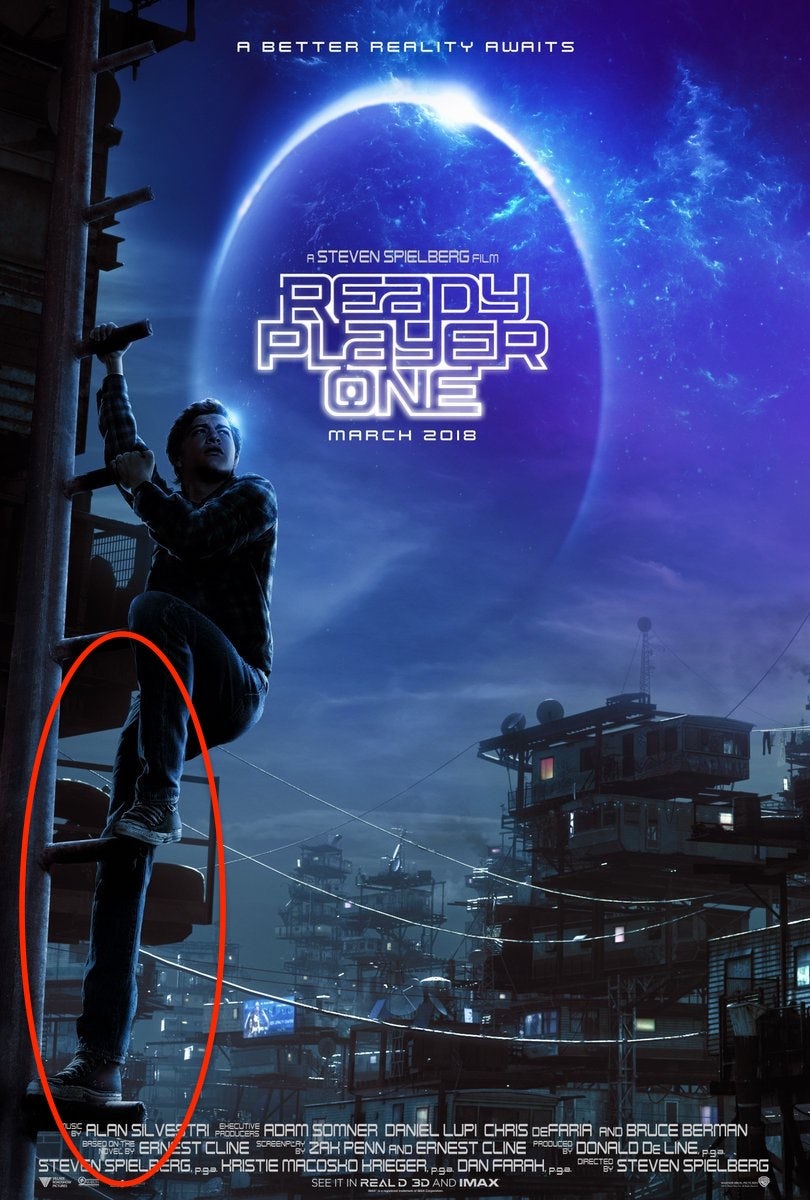 Ready Player One design fail