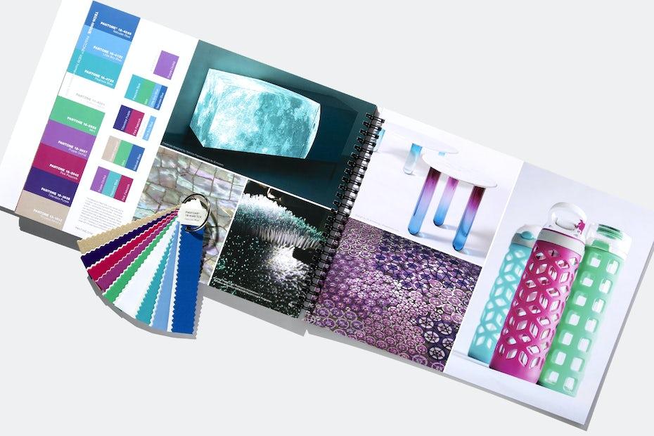 PANTONEVIEW Home + Interiors 2018 Kit