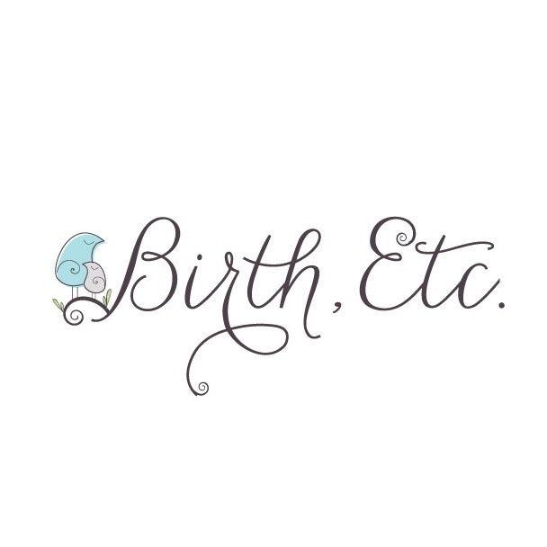 Logo design for Birth, etc.