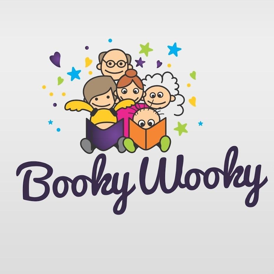 Booky Wooky logo