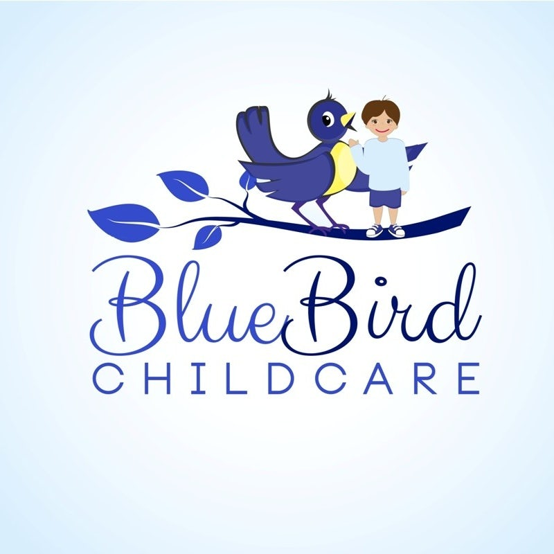 Blue Bird Day Care logo