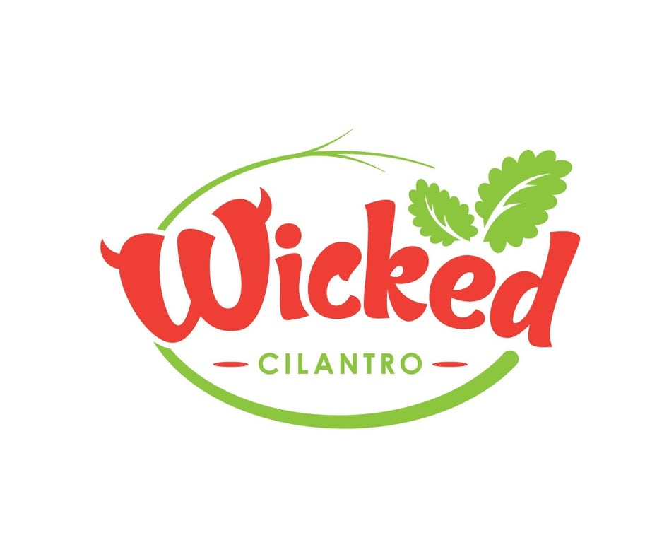wicked cilantro logo