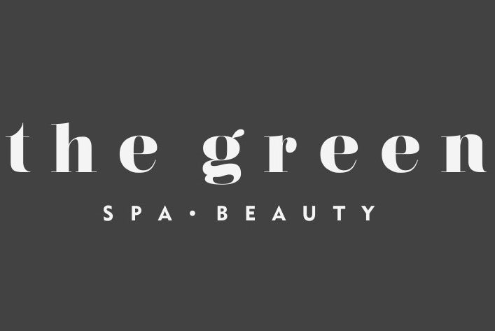 The Green spa logo