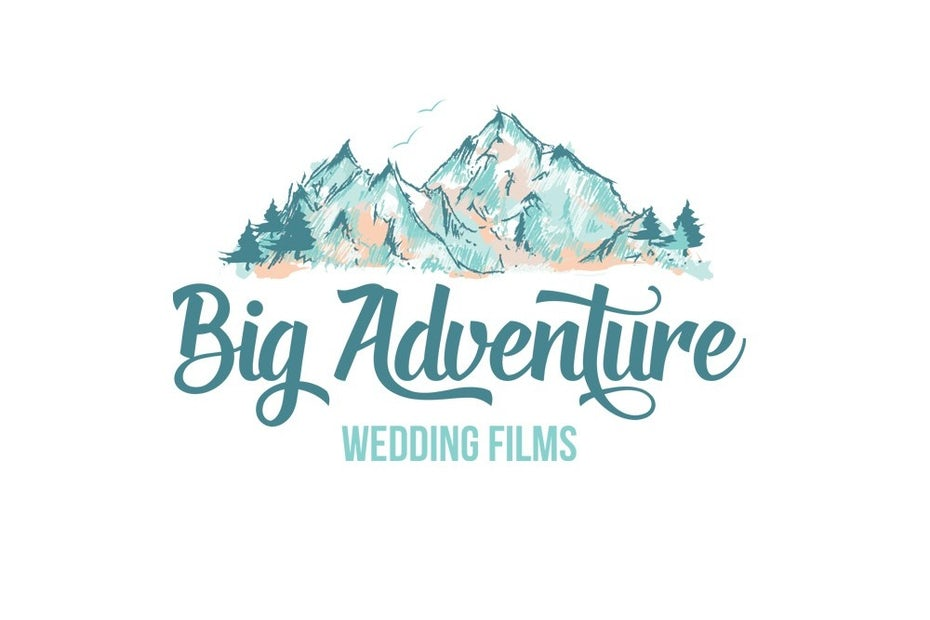 Wedding video logo