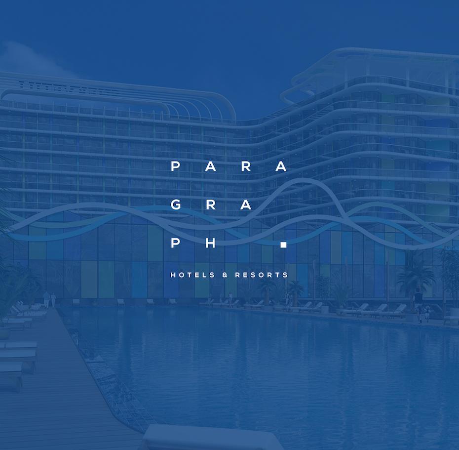 Paragraph Hotels and Resorts Logo