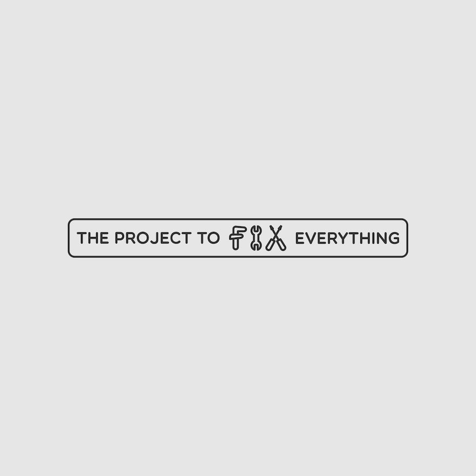 TheProjectToFixEverything Logo
