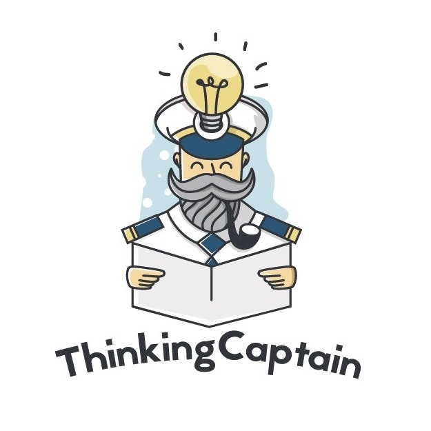 Thinking sailor logo