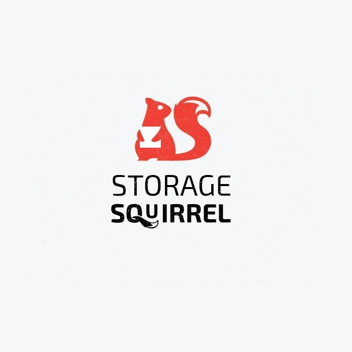Simple and fun logo for storage company