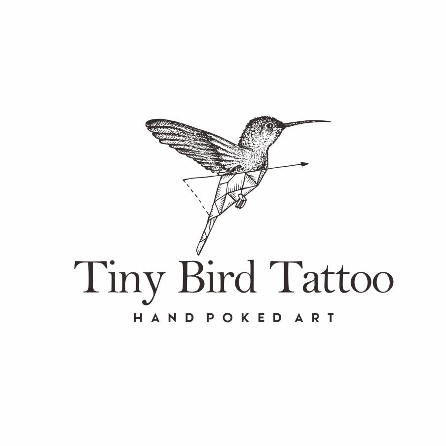 Hummingbird oragami