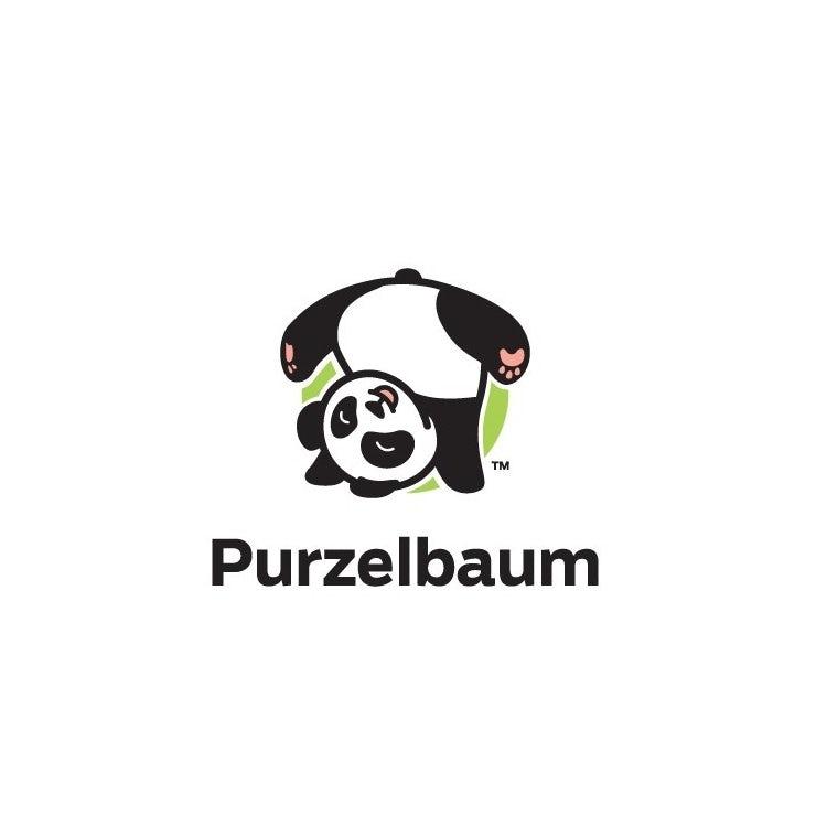 Purzelbaum logo concept