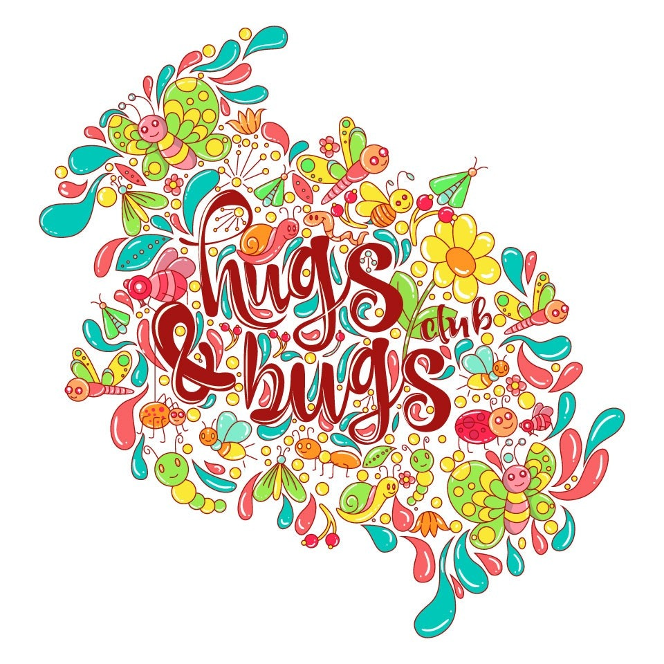 hugs and bugs design