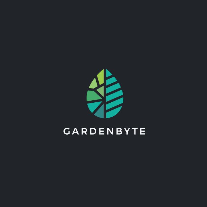 Gardenbyte logo