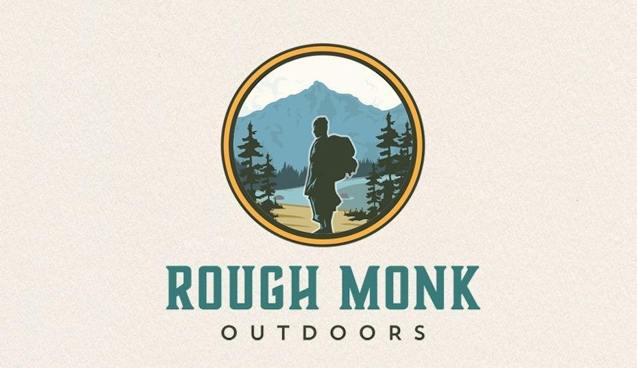 Rough Monk Outdoors logo