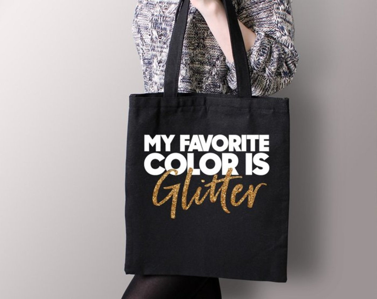 Updated Belle Chic tote bag