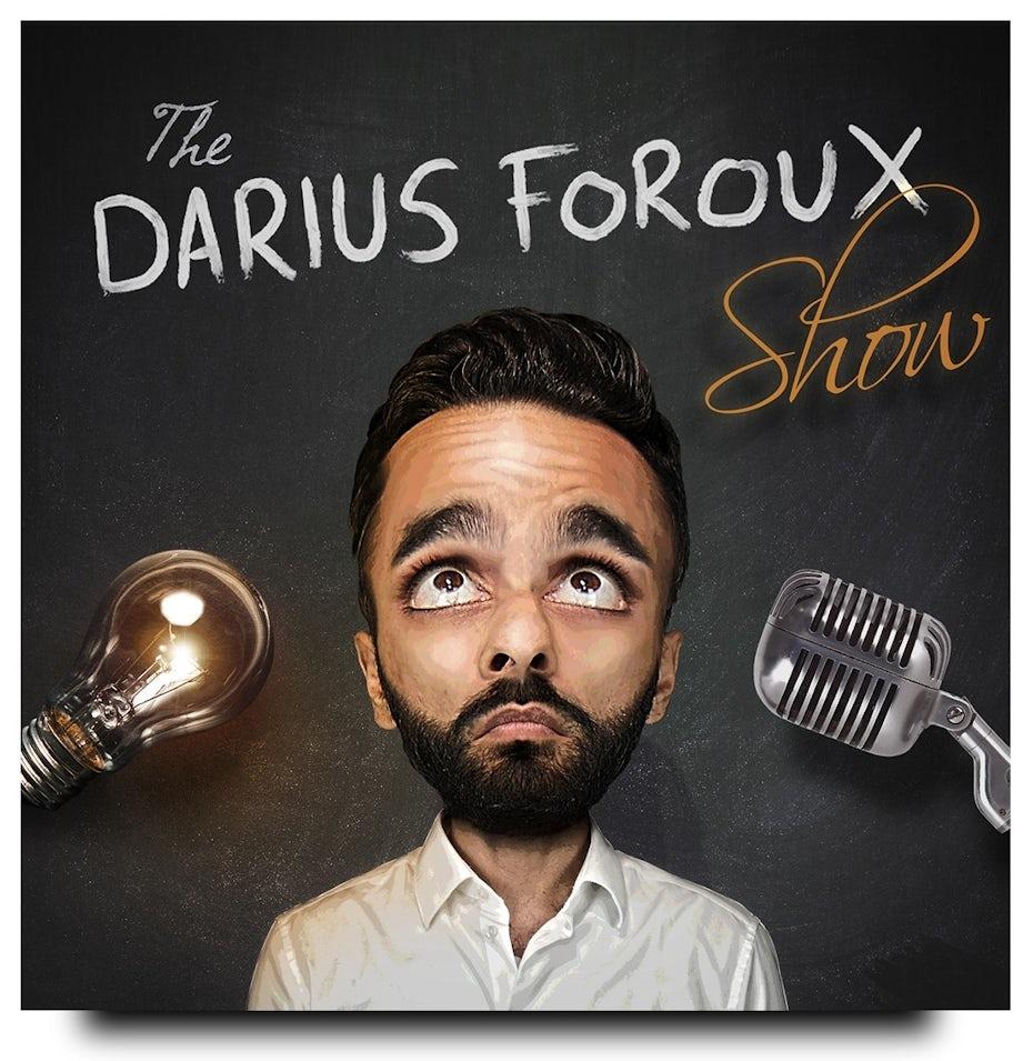 Darius Forux show podcast cover