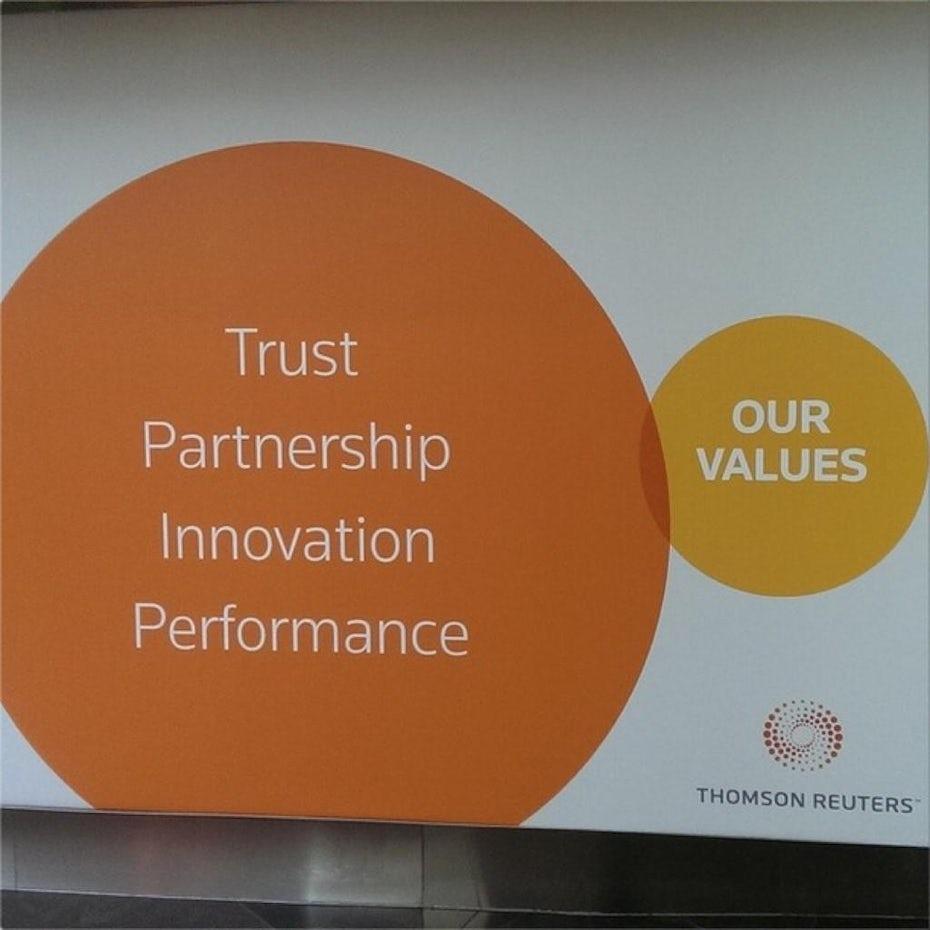 Thomson Reuters ad design fail