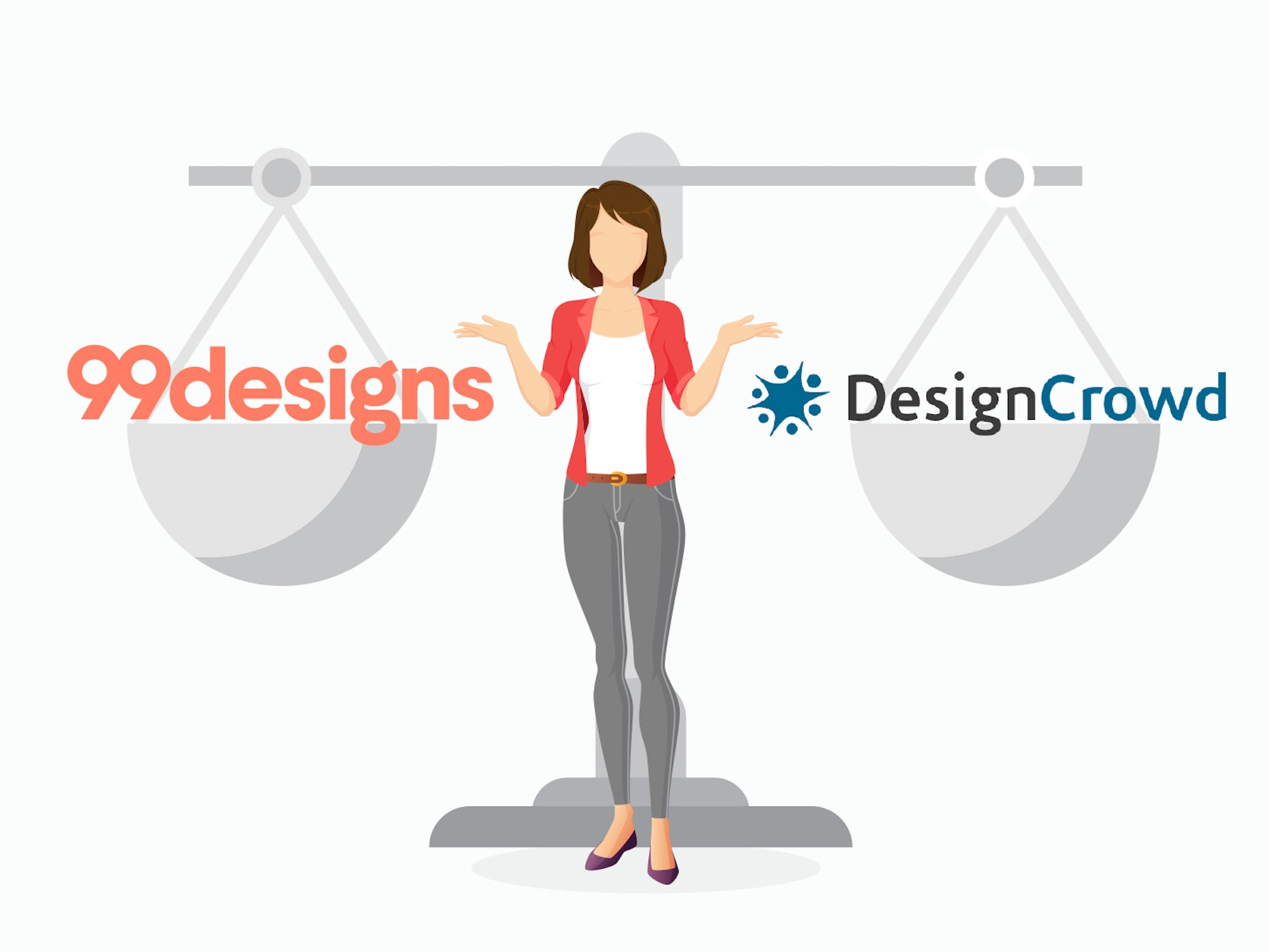 99designs Vs Designcrowd What S The Difference And Which Should You Choose 99designs