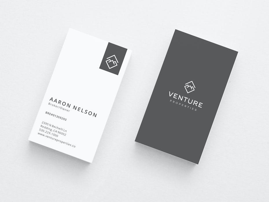 Venture properties logo