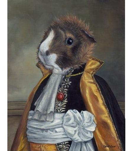 hamster duke