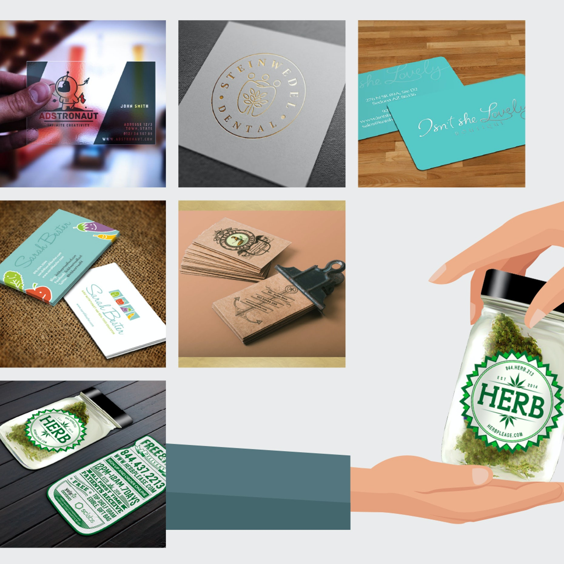 38 unique business cards that will make you stand out