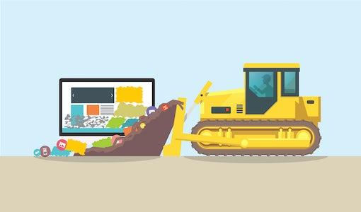 Website Redesign: Warum, wann und wie du deine Website updaten solltest