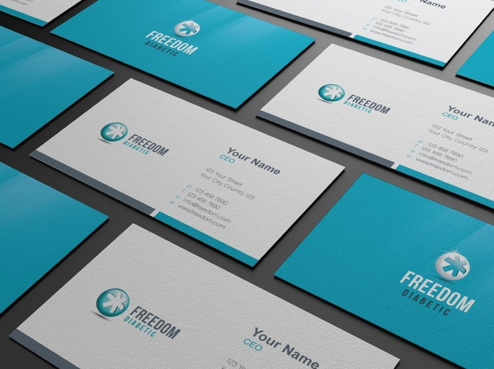 Business Card Sizes And Dimensions 99designs
