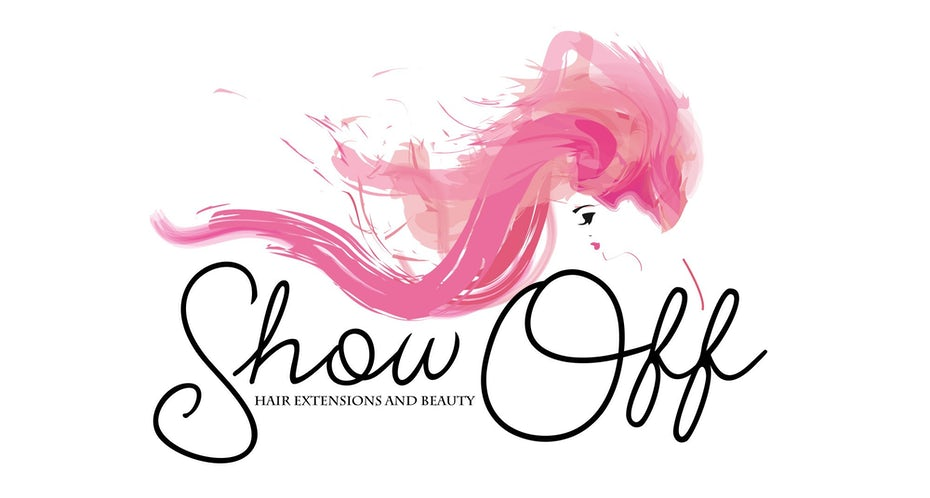 feminine logo for Show Off