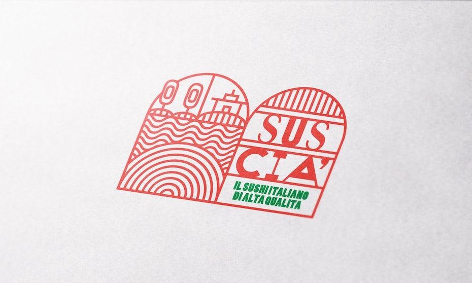 Suscia logo