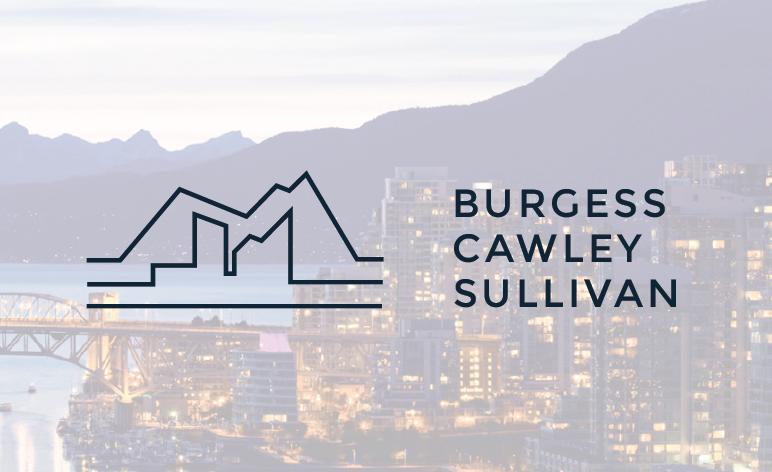 Mountain & city logo