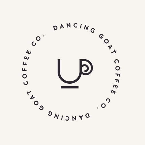 Dancing Goat Coffee Co. logo