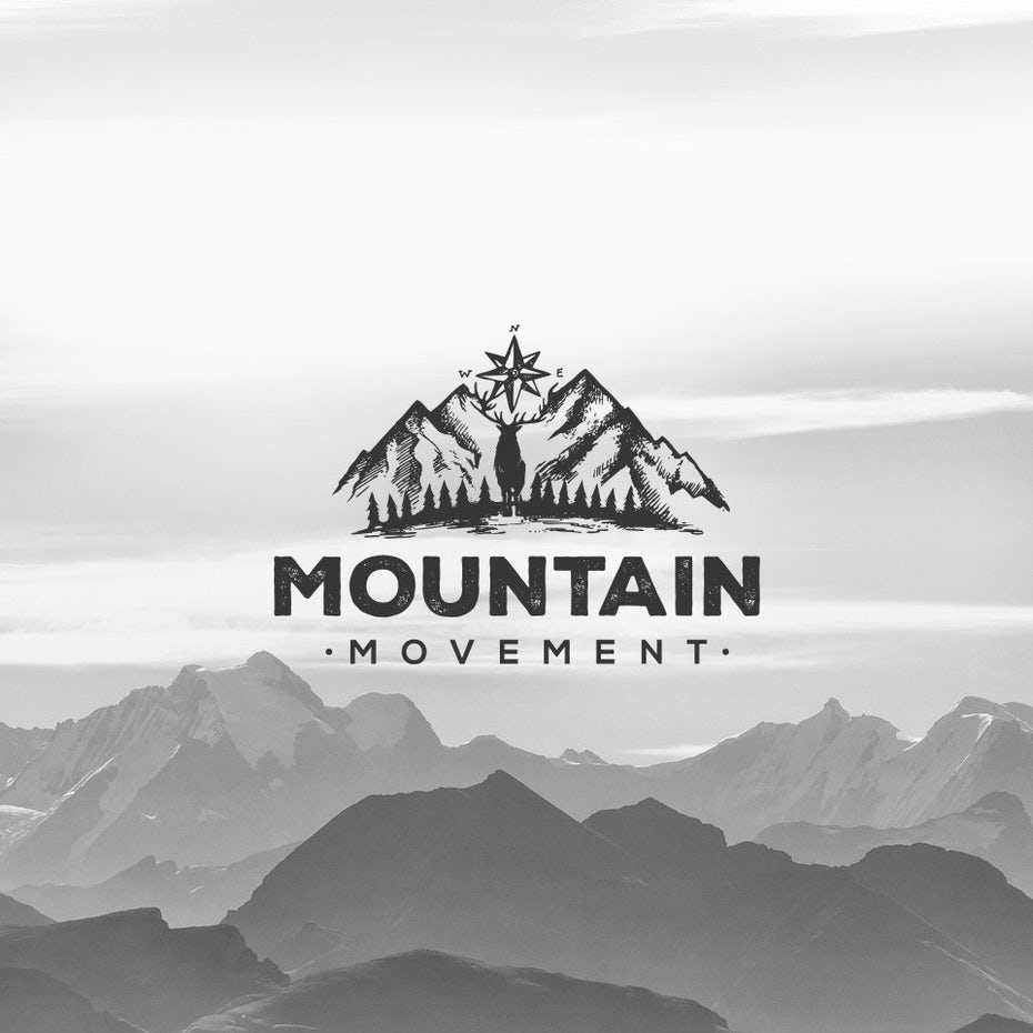 logo for mountain movement