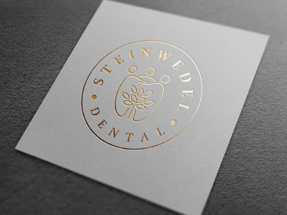 Steinwedel Dental business card