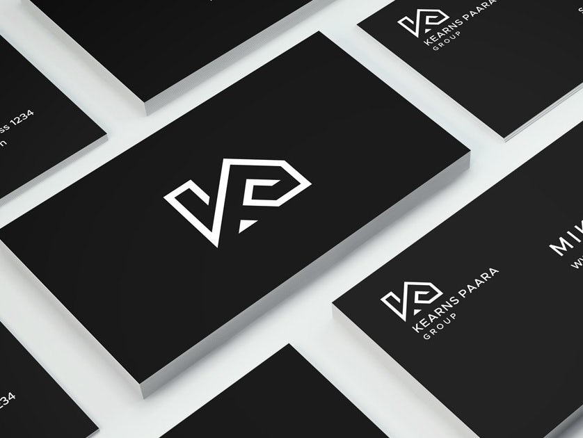 KearnsPaara Group business card