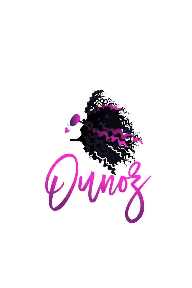 A hair salon logo