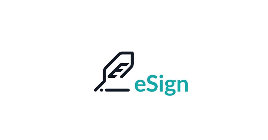 eSign logo