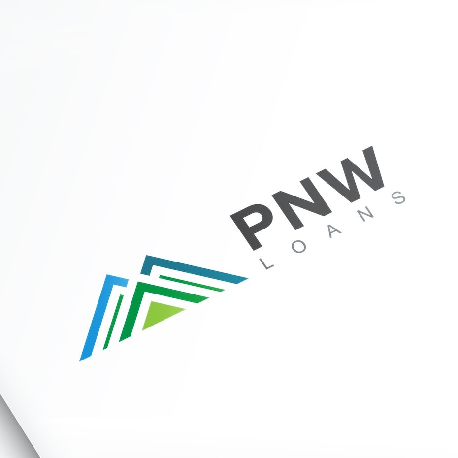 PNW loans business card