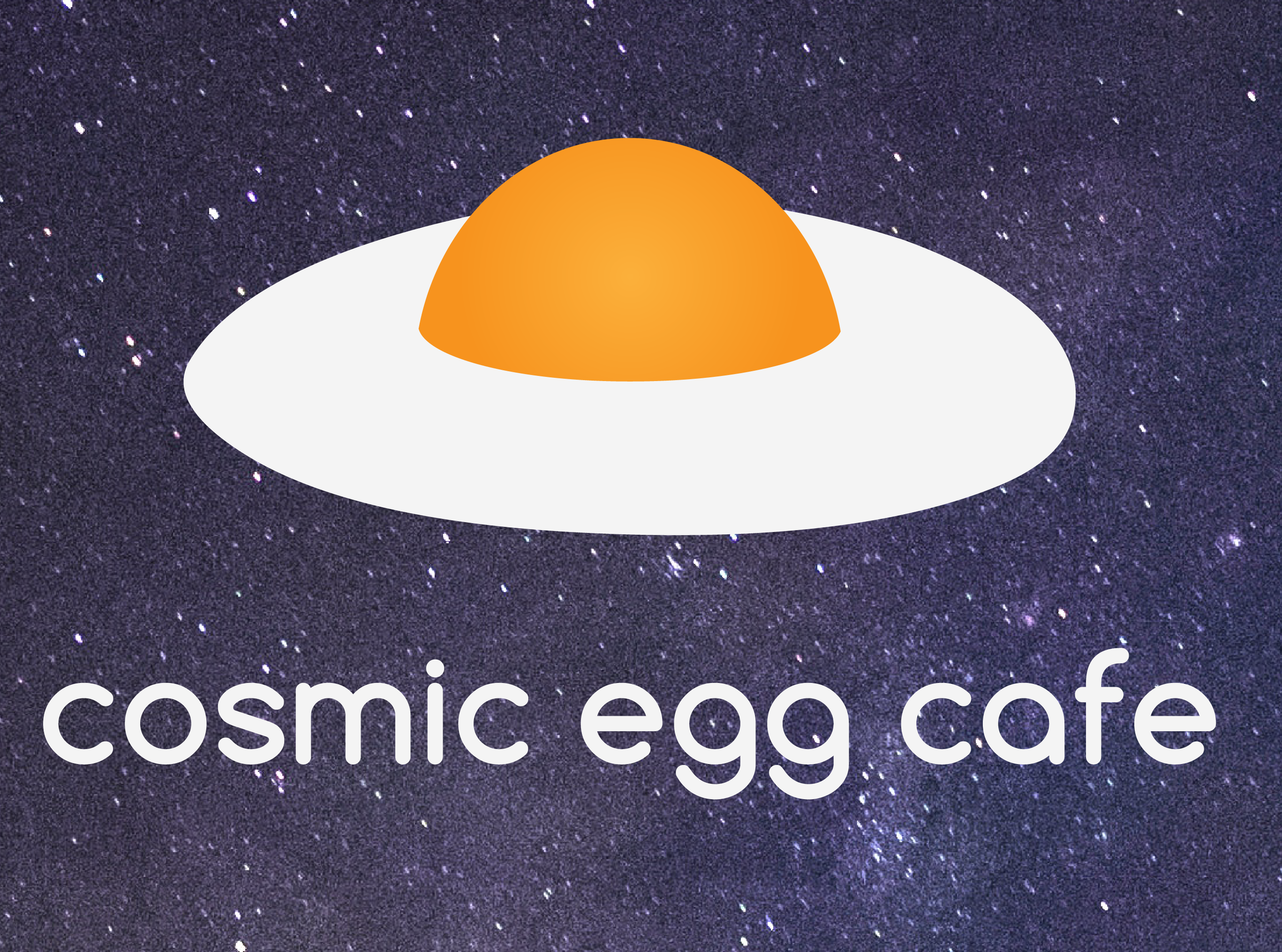 Cosmic Egg Cafe logo