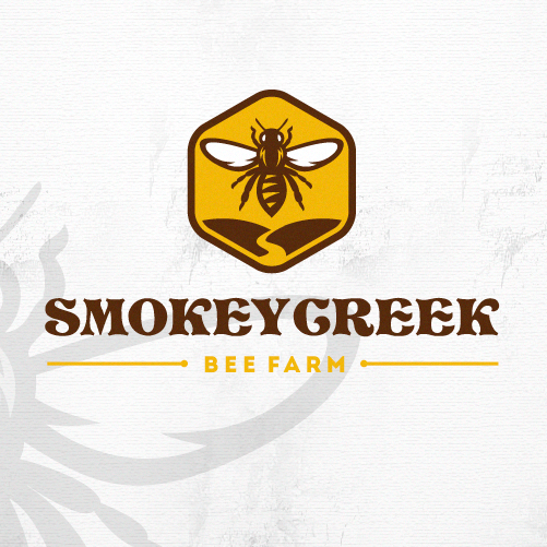 Smokey Creek Bee Farm logo